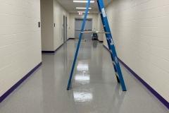 Hallway-clean
